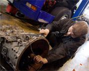Ремонт МКПП грузовых автомобилей